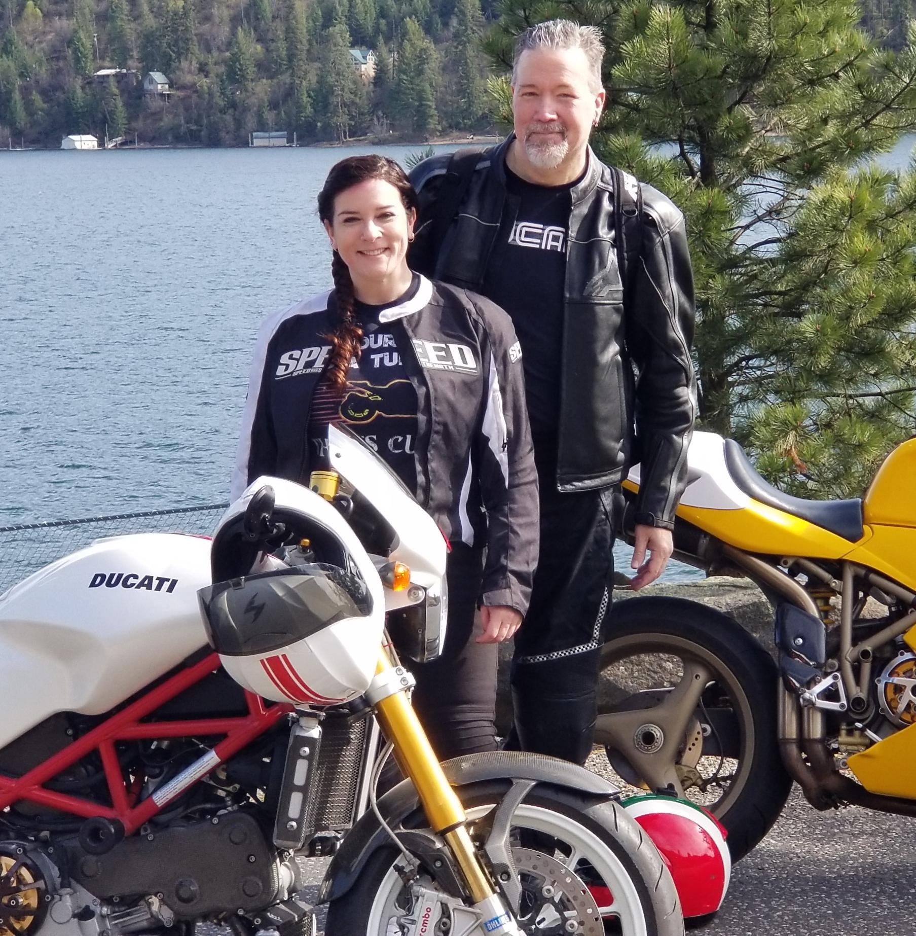Todd & Pamela